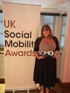 Somo Awards Nikki Hanmer