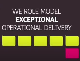 operational delivery video