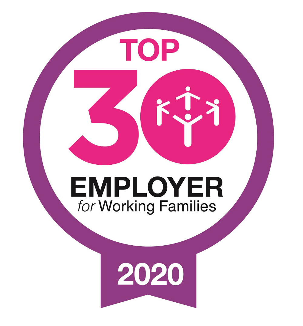 Working Families Top30 Employer