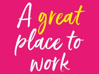 A Great Place To Work Campaign Logo