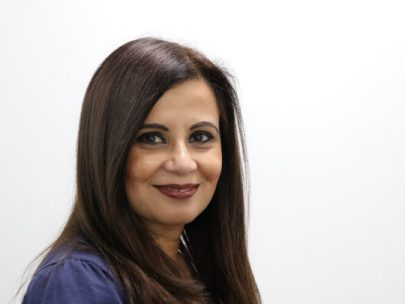 A Portrait Of Anita Jain