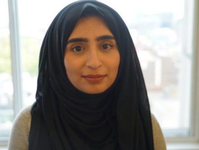 A Portrait Of Saira Ahmed