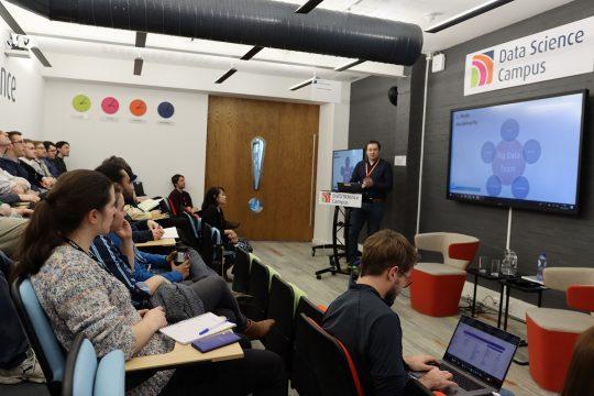 Campus lecture room