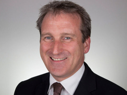 A Portrait of Damian Hinds Education Secretary