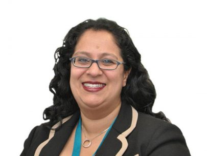Headshot Of Mel Nebhrajani