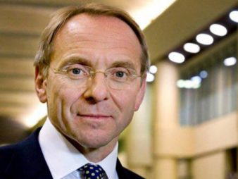 A Portrait of John Manzoni