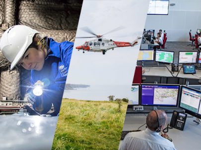 Maritime And Coastguard Agency Collage