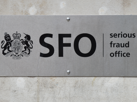 Sfo Front Sign