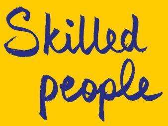 Skilled People Logo